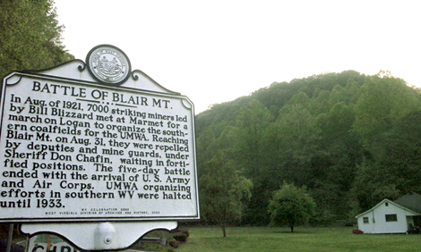 Blair Mountain Battlefield Gets Placed on National Register - WOAY - TV