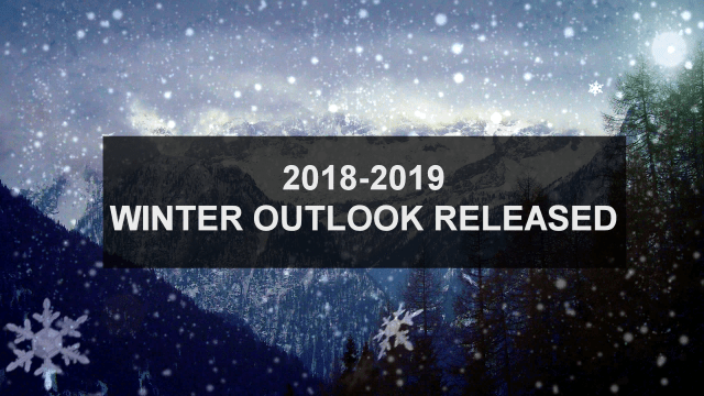 NOAA Releases 2018 Winter Outlook For West Virginia - WOAY - TV