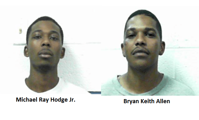 Two Fayette County Men Found Guilty From A Robbery Incident