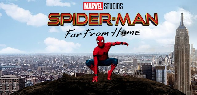 Spider-Man Far From Home Teaser Trailer - Cover Image
