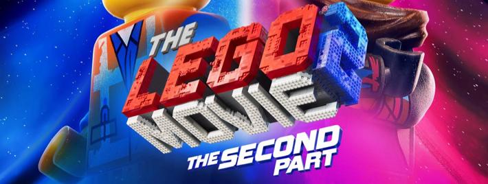 The LEGO Movie 2 - movie banner
