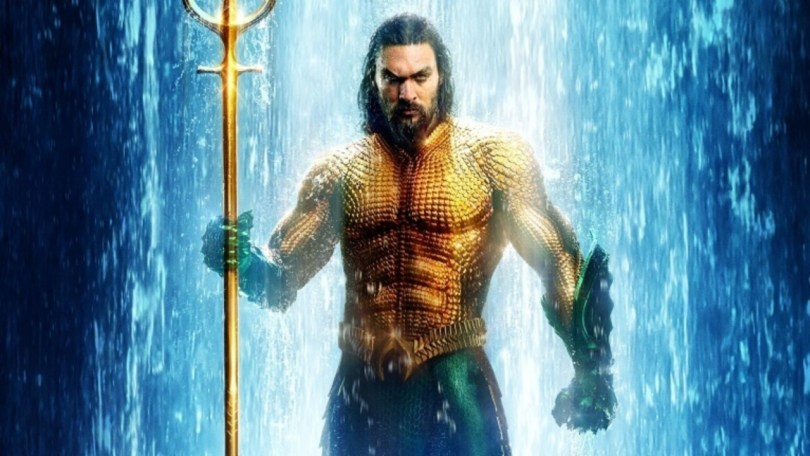 AQUAMAN Has Officially Passed $1 Billion at Worldwide Box Office