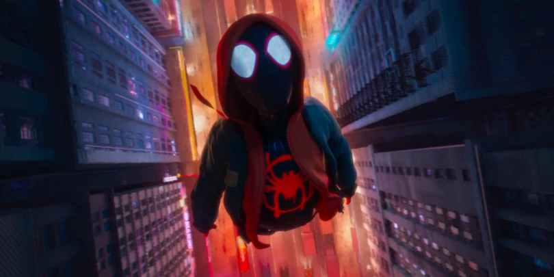 SPIDER-MAN: INTO THE SPIDER-VERSE Wins Golden Globe for Best Animated Movie