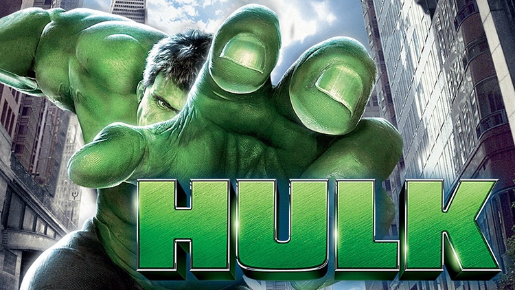 The Poster for Ang Lee's Hulk
