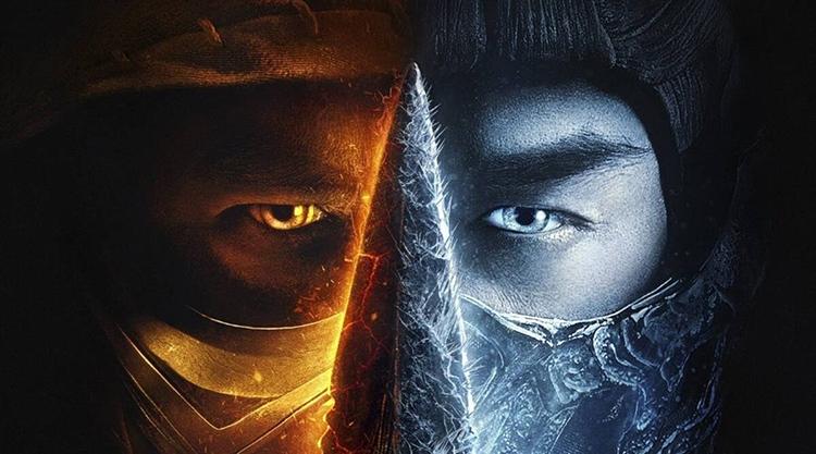 Poster for Mortal Kombat
