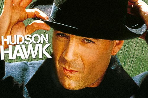 The Poster for Hudson Hawk
