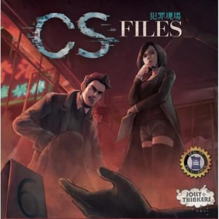 Cover:CS Files犯罪現場Deception:Murder in Hong Kong 香港桌遊天地Welcome On Board 派對聚會遊戲Party Game 4-14人