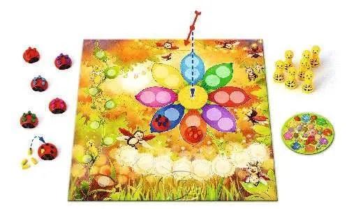 瓢蟲彩妝宴The Ladybugs' Costume Party|香港桌遊天地Welcome On Board Game Club Hong Kong|益智可愛親子兒童遊戲玩具禮物