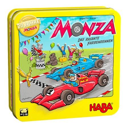 小小賽車手: 20周年紀念版 Monza 20th Anniversary |香港桌遊天地Welcome On Board Hong Kong|親子兒童訓練色彩辨識益智遊戲2-6人