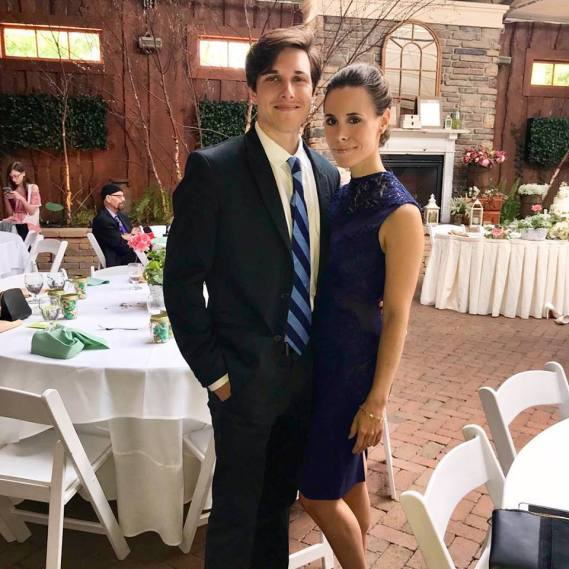Isa and Matt at Mercurio May 2018 Wedding
