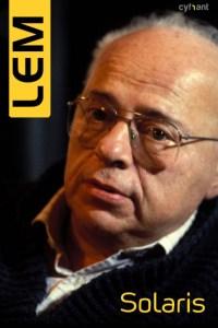 """Okładka książki """"Solaris"""", której autorem jest Stanisław Lem"""