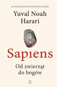 Bestsellery wrzesień Sapiens