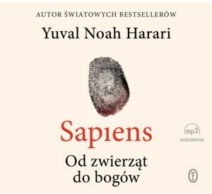 harari sapiens woblink audiobooki