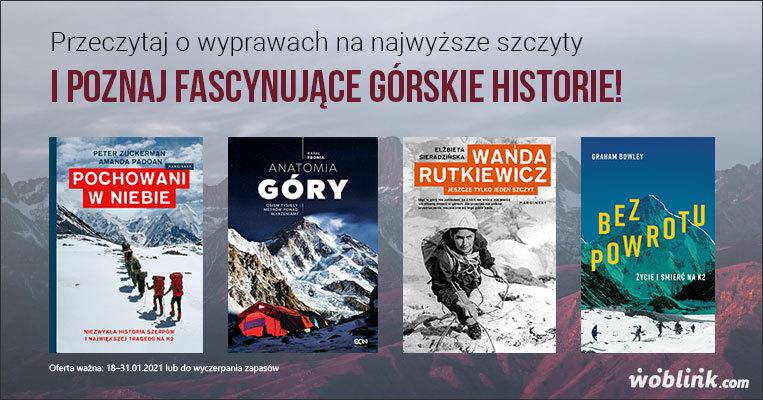 książki o k2 góry artykuł woblink
