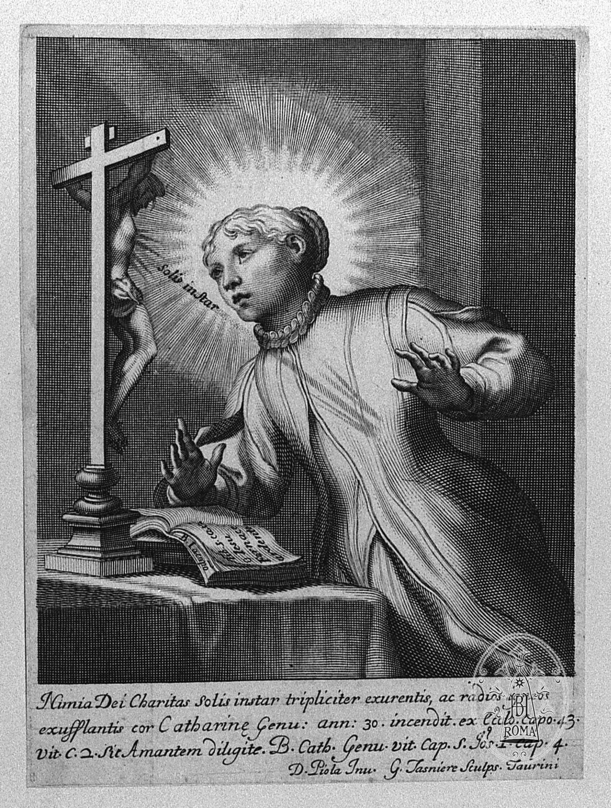 Święta Katarzyna z Genui (1447-1510) i trzeźwość mistyki