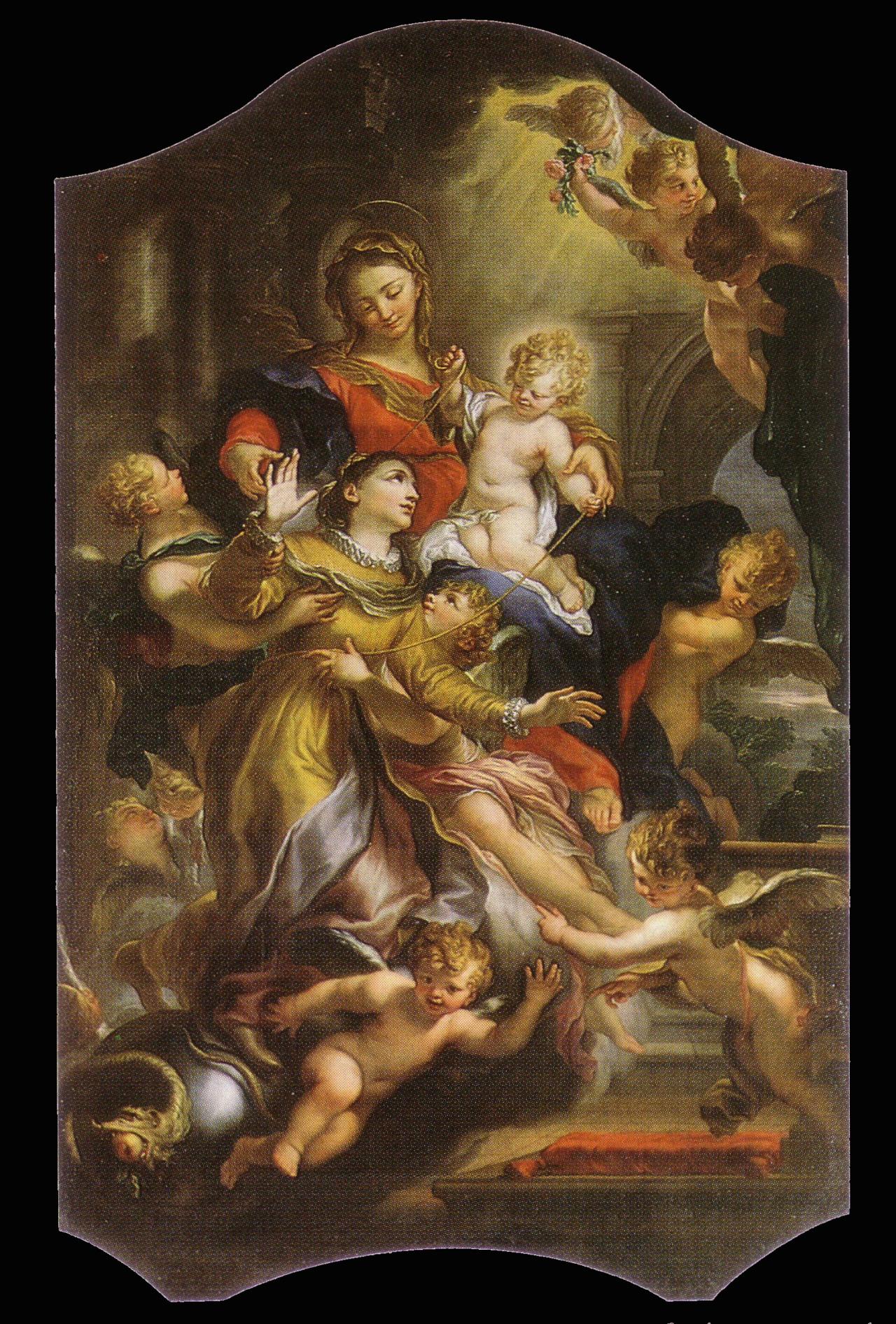 Katarzyna z Genui – Traktat o czyśćcu (8)