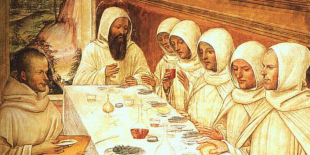 web3-monks-eating-st-benedict-pd