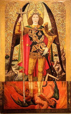 Proprium missae – Św. Michała Archanioła – In Dedicatione S. Michaelis Archangelis