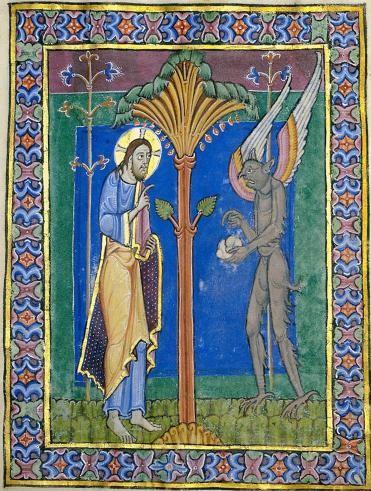 Proprium missae – I Niedziela Wielkiego Postu – Dominica I in Quadragesima