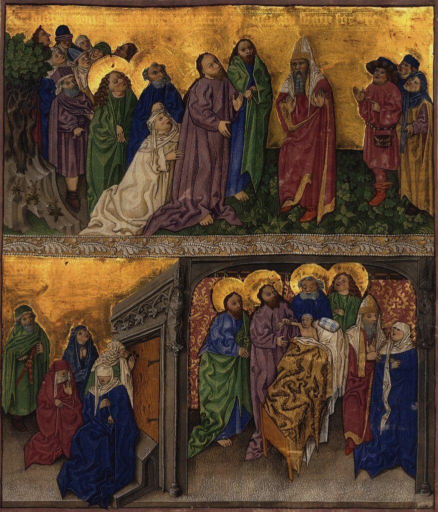 Proprium missae – XXIII Niedziela po Zesłaniu Ducha Świętego – Dominica XXIII post Pentecosten