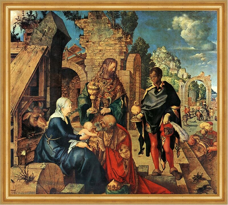Proprium missae na II Niedzielę po Objawieniu Pańskim – Dominica II post Epiphaniam