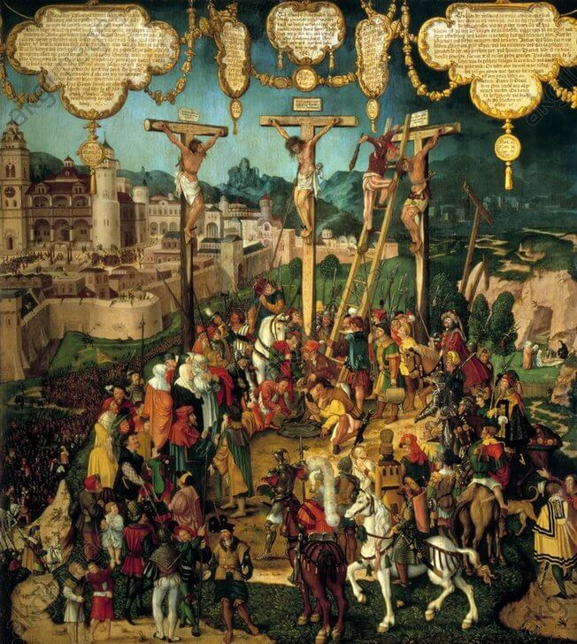 Proprium missae – Wielki Piątek – Feria Sexta in Parasceve
