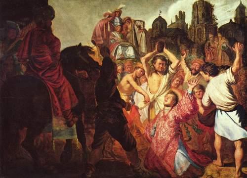 Proprium missae – Świętego Szczepana Pierwszego Męczennika – Sancti Stephani Protomartyris
