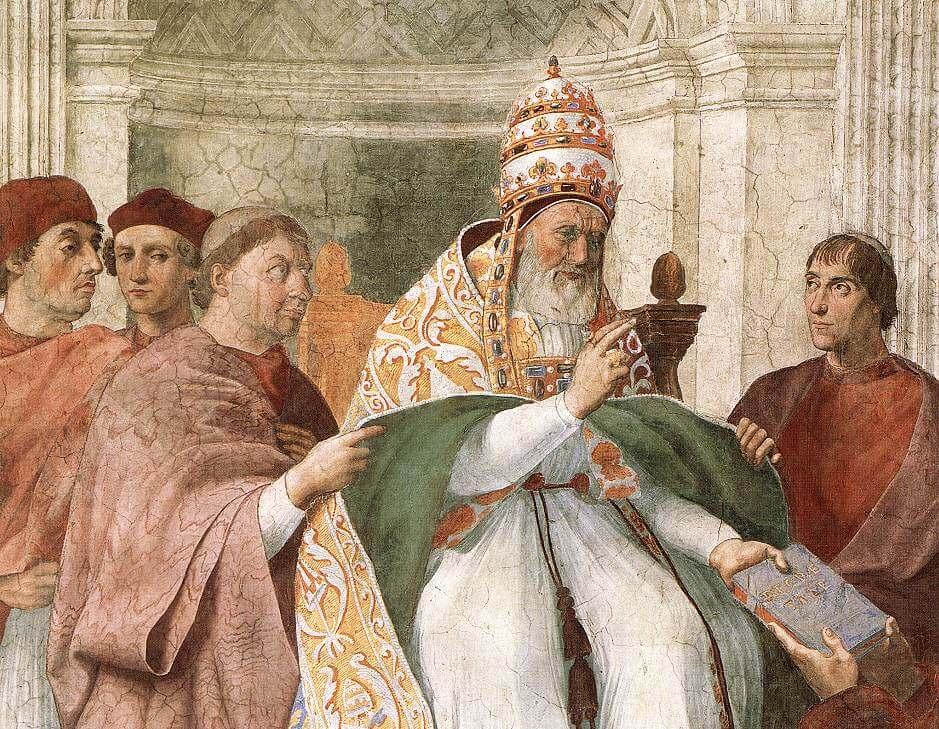 Kto był najgorszym z papieży lub o prymacie papieskim (7 z 7)