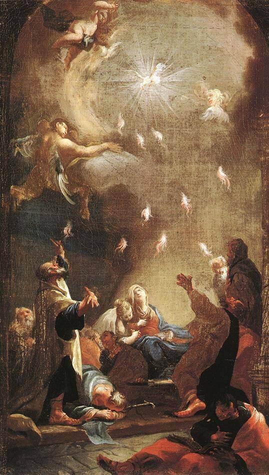Proprium missae – Niedziela po Wniebowstąpieniu Pańskim – Dominica post Ascensionem