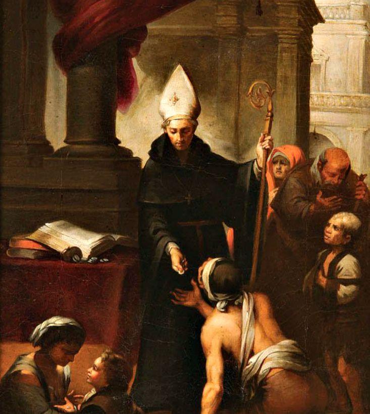 18. września: Żywot świętego Tomasza z Wilanowa, Arcybiskupa.