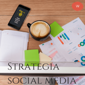 Strategia social media (tabelka)