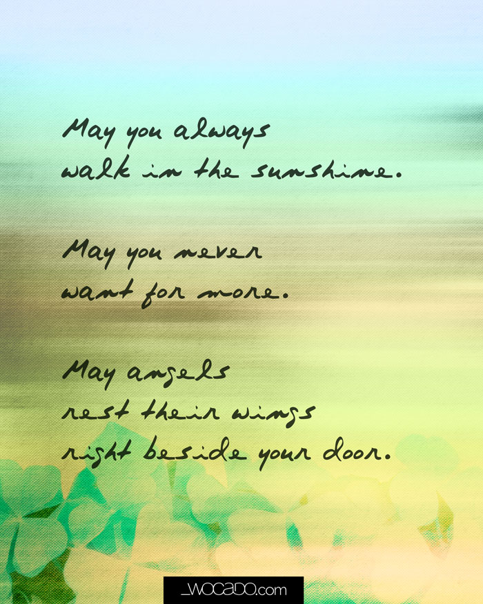 May you always - 8x10 Printable by WOCADO