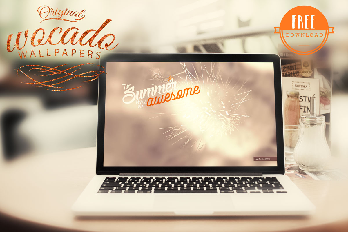 Awesome Summer Wallpaper by WOCADO
