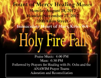 Holy Fire Fall