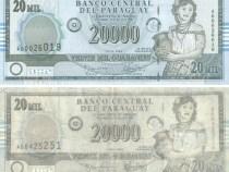 Polizei warnt vor falschen 20.000 Guaranies Banknoten
