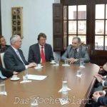 Österreicher besuchen Paraguay um freundschaftlichen Beziehungen zu vertiefen und Investitionsmöglichkeiten zu prüfen