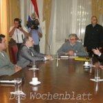 Abgeordnete baten um Kontinuität der deutschen Kooperation