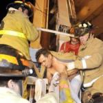 Drei Verletzte bei Hotelbrand in Asunción