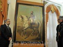 Kuba übergibt Gemälde von Mariscal López an Paraguay