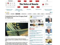 Russland schickt wegen Kontamination 100 Tonnen paraguayisches Rindfleisch zurück