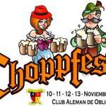 Nur noch ein Monat bis zum Choppfest in Obligado