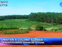 Deutscher Kolonist wurde nahe Encarnación ermordet
