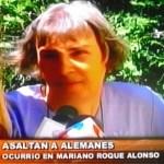 Deutsches Ehepaar in Mariano Roque Alonso überfallen