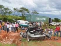 Der paraguayische Fahrstil in einer traurigen Statistik