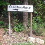 Exhumierung auf dem Waldfriedhof in Independencia?