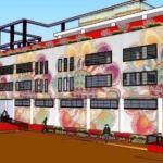 Itaipú spendete 4 Millionen US-Dollar für Mercado 4 Renovierung