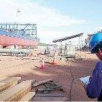 Größtes paraguayisches Schiff läuft vom Stapel