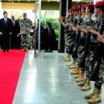 Cartes bemängelt Kampf gegen Terrorgruppen