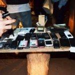 Gestohlene Telefone werden blockiert