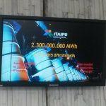 Itaipú stellt Weltrekord auf